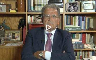 Terrorismo e legge elettorale. Cartabianca intervista Romano Prodi