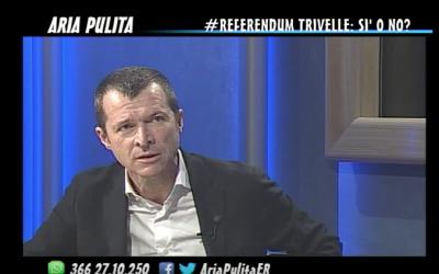AriaPulita – #Referendum trivelle. Sì o no? – 29-1-2016