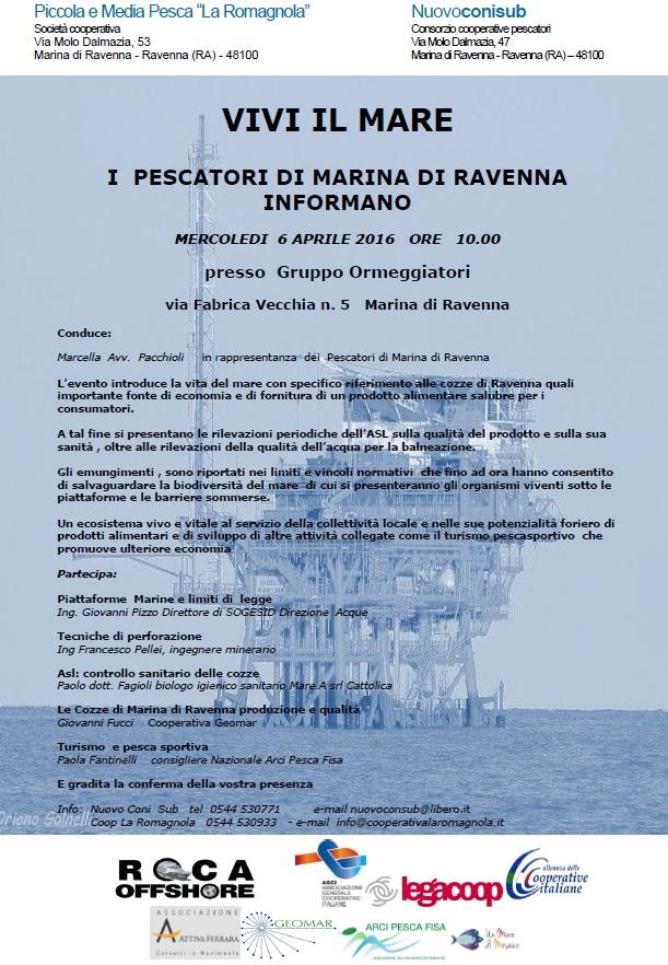 Marina di Ravenna 6 aprile