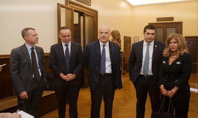 """Descalzi: """"Eni pronta a investire 600 milioni su Ravenna"""""""