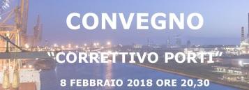 Convegno Correttivo Porti a Ravenna