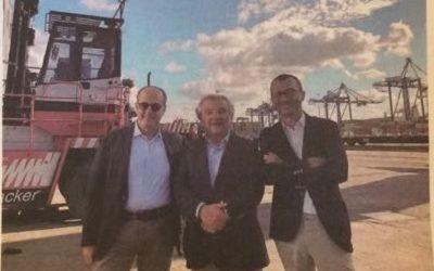 Il porto di Ravenna fiuta il business
