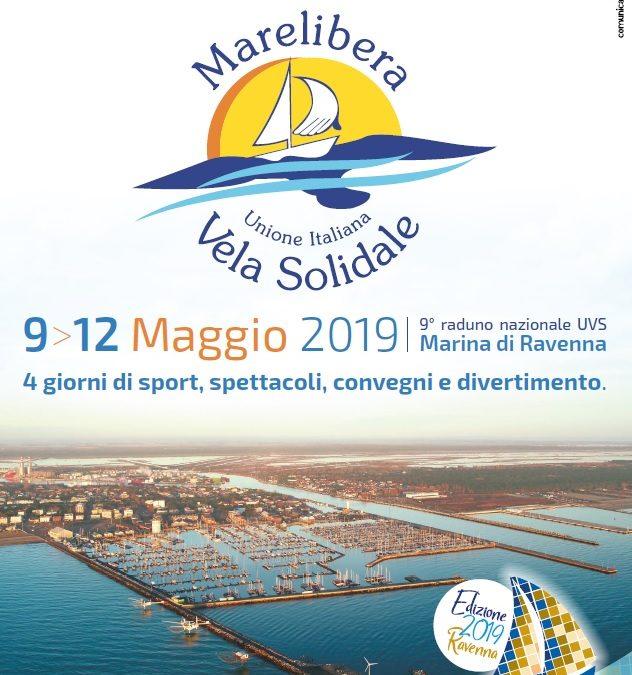 MARELIBERA 2019 SBARCA A MARINA DI RAVENNA