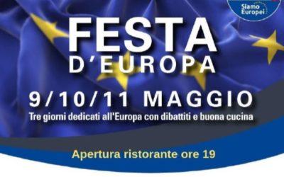 Festa d'Europa con Paolo De Castro