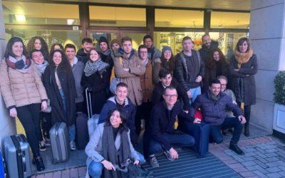 Ravenna to Bruxelles scuola Sottosopra Le parole dei potenti 2019