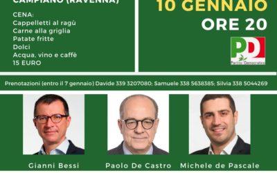 Gianni Bessi in Regione – Lavoriami insieme