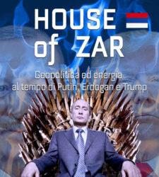 "Energia, esce ""House of Zar"" di Gianni Bessi. La geopolitica ai tempi di Putin"