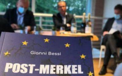Castel Bolognese. Alla tenuta Masselina le riflessioni sul post Merkel con Gianni Bessi e l'assessore Colla